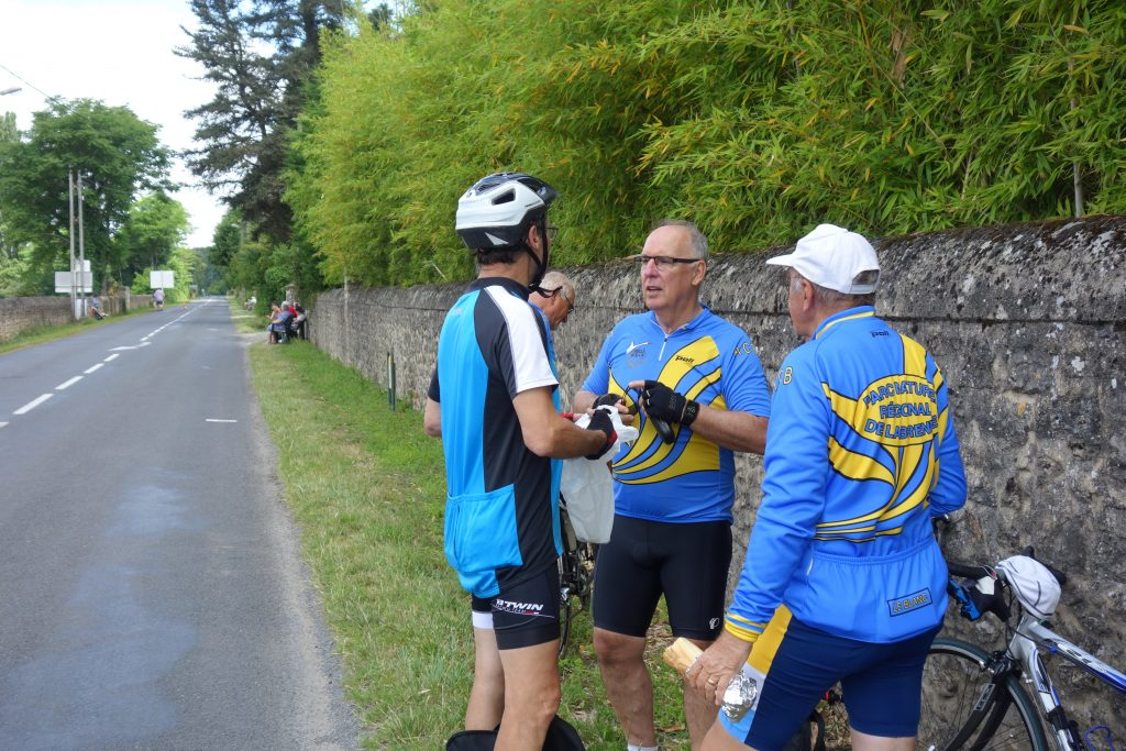 TOUR DE FRANCE 2016 MONTMORILLON